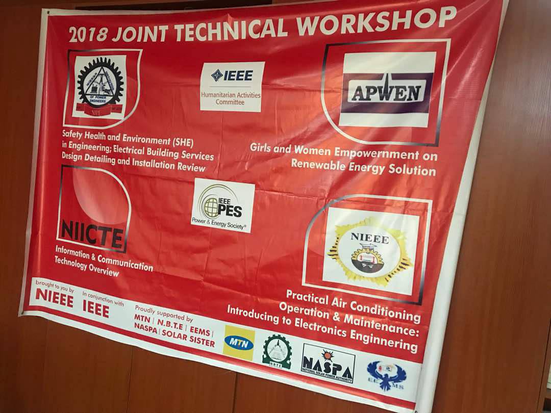 Joint National Technical workshop