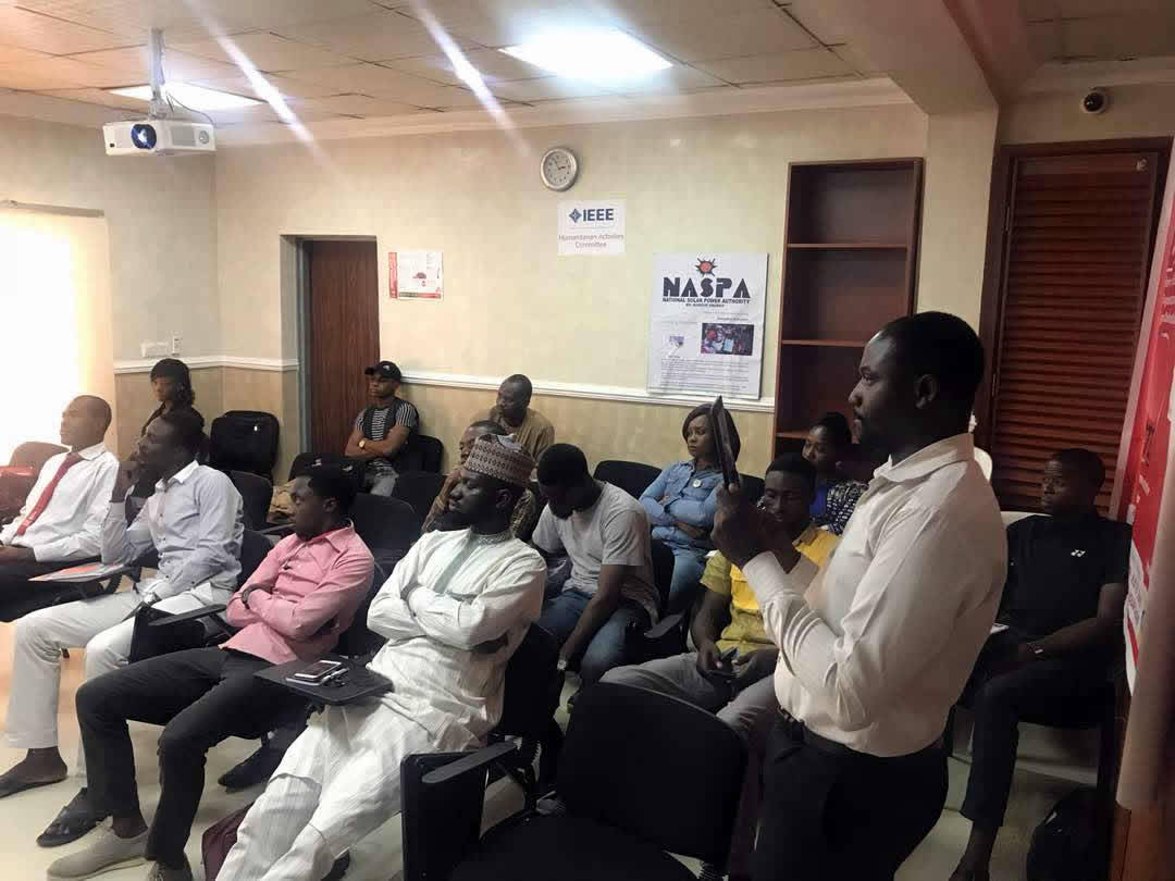 2018 Joint National Technical workshop   NASPA in conjunction with IEEE